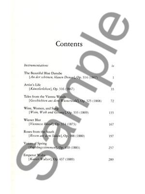 Johann Strauss Jr.: The Great Waltzes: Orchestra