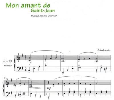 Recueil CrocK'MusiC Volume 3: Piano