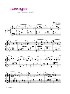 Recueil CrocK'MusiC Volume 4: Piano