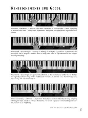 Chilly Gonzales: Chilly Gonzales: NoteBook Solo Piano I Volume 1: Piano