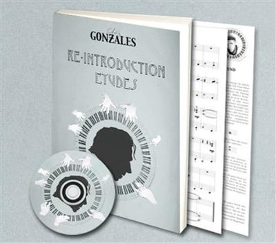 Chilly Gonzales: Chilly Gonzales: Re-Introduction Etudes: Piano