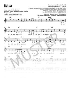 Top Charts 88: Piano, Vocal, Guitar