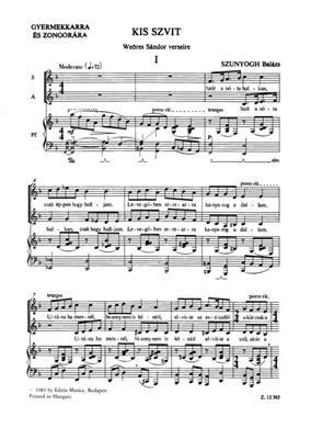 Small Suite: Children's Choir