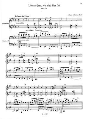 György Kurtág: Transcriptions from Machaut to J. S. Bach: Piano Duet