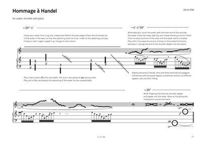 János Bali: Introduction to the Avantgarde: Descant Recorder