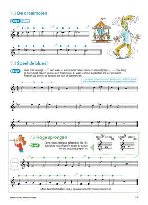 Samen Leren Samenspelen Dwarsfluit: Flute
