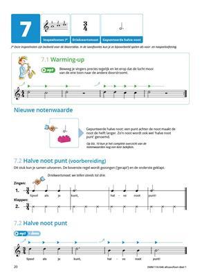 Samen Leren Samenspelen Altsaxofoon: Alto Saxophone