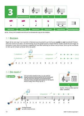 Samen Leren Samenspelen Trompet: Trumpet