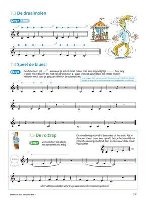 Samen Leren Samenspelen Althoorn: Tenor Horn