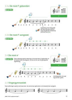 Samen Leren Samenspelen Euphonium 1: Euphonium