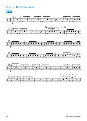 Samen Leren Samenspelen 1 Drumset: Drum Kit