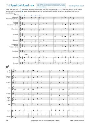Samen Leren Samenspelen Partituur: Concert Band