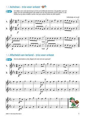 Samen Leren Samenspelen Deel 2: Flute