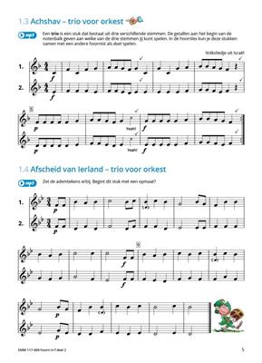 Samen Leren Samenspelen Deel 2: French Horn