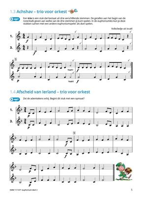 Samen Leren Samenspelen Deel 2: Euphonium