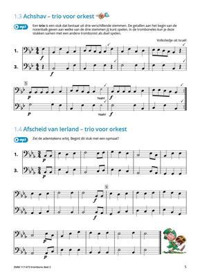 Samen Leren Samenspelen Deel 2: Trombone