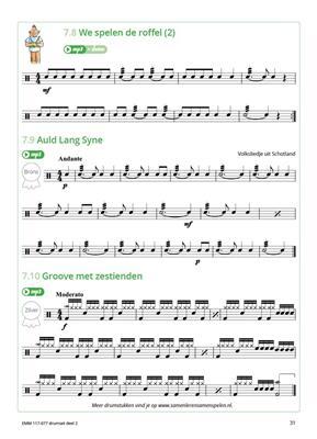 Samen Leren Samenspelen Deel 2: Drum Kit