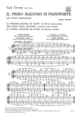 Il Primo Maestro Di Pianoforte