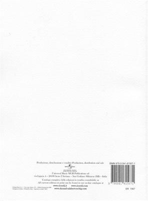 Giuseppe Concone: 50 Lezioni Opus 9: Vocal & Piano