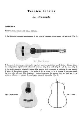 Emilio Pujol: Metodo Razionale Per Chitarra - Volume I: Guitar