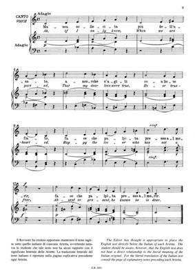 Nicola Vaccai: Metodo pratico di canto: Vocal or Choral method