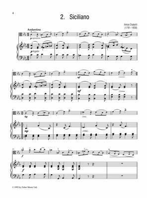 Katherine Hart / Marguerite Wilkinson: First Repertoire for Viola 3: Viola