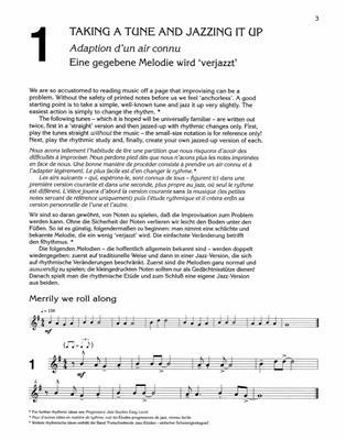 James Rae: Progressive Jazz Studies 2: Saxophone