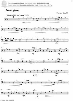 Fingerprints: Cello