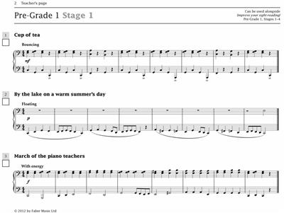 Improve your sight-reading! Duets 0-1