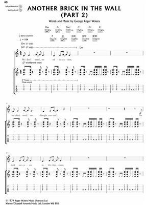 Pink Floyd - Guitar: Guitar