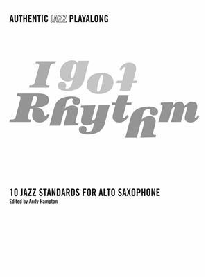 A. Hampton: I Got Rhythm - Alto Saxophone: Alto Saxophone
