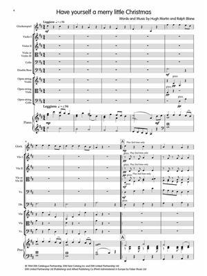 P. Wilson: Stringpops Christmas Ensemble: String Orchestra