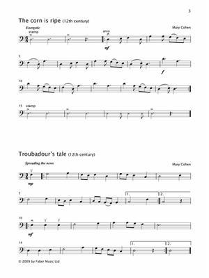 M. Cohen: Bags Of Style (Grade 2-3): Cello