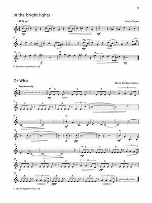 M. Cohen: Bags Of Showbizz (Grade 2-3): Violin
