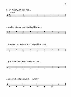M. Cohen: Bags Of Fun : Cello