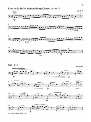 M. Cohen: Bags Of Classics (Grade 3-4): Cello