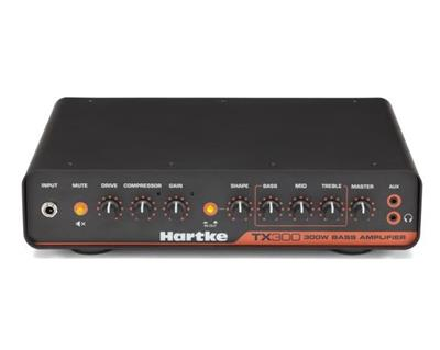 TX300 Lightweight Bass Amplifier: Technology