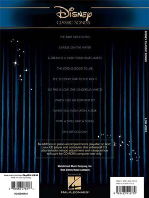 Disney Classic Songs: Vocal