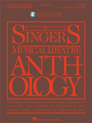 Singer's Musical Theatre Anthology - Volume 1: Vocal