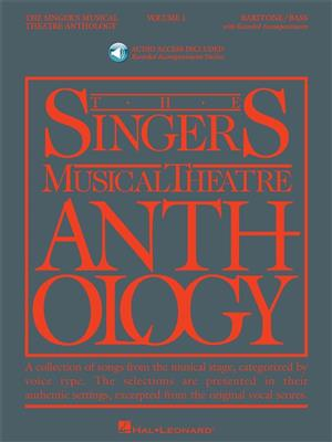 Singer's Musical Theatre Anthology - Volume 1: Baritone Voice