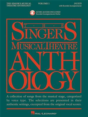 Singer's Musical Theatre Anthology - Volume 1: Vocal