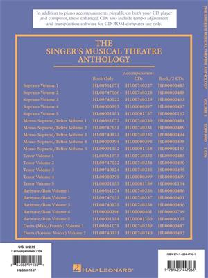 The Singer's Musical Theatre Anthology - Volume 5: Soprano