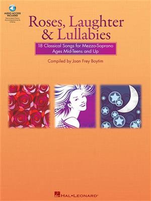 Roses, Laughter and Lullabies: Arr. (Joan Frey Boytim): Mezzo-Soprano