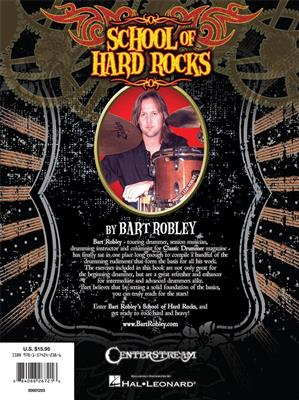 School Of Hard Rocks: A Working Drummer's Guide: Drums and Percussion