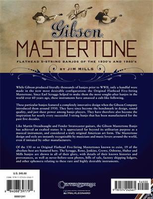 Jim Mills: Gibson Mastertone