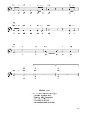 Christmas Carols: World- and Folk instruments