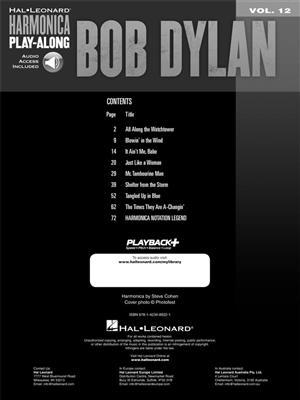 Bob Dylan: Bob Dylan: World- and Folk instruments