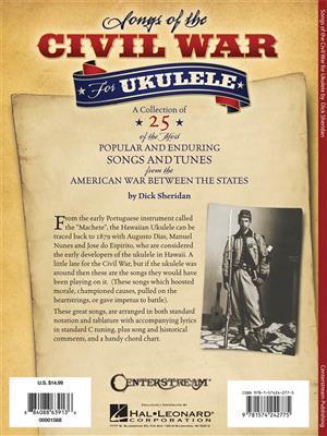 Songs of the Civil War for Ukulele: Ukulele