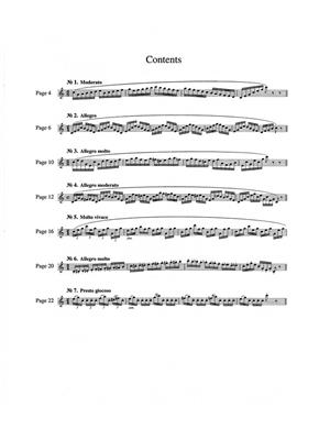 7 Daily Exercises Opus 5 For Flute
