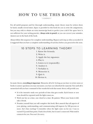 Music Theory Workbook